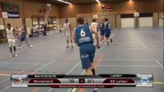Binnenland Heren 1 vs ZZ Leiden