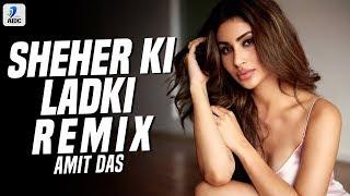 Download lagu Sheher Ki Ladki Amit Das Badshah Tulsi Kumar Diana Penty MP3