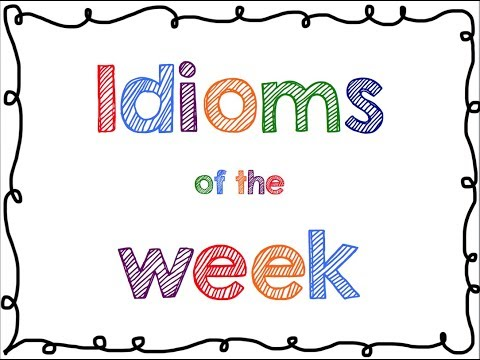 Idioms  Idioms  Idioms  By - Impressive English Sameer Sir