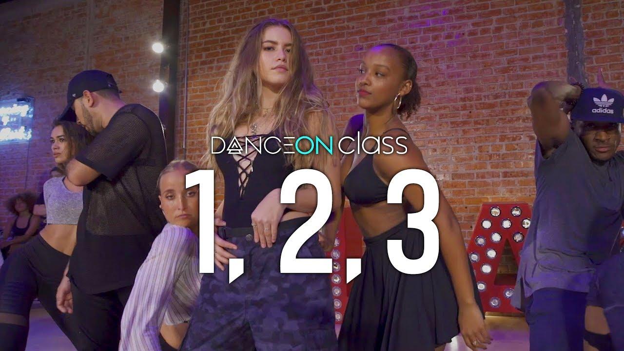 Sofia Reyes - 1, 2, 3 (ft  Jason Derulo & De La Ghetto) | Brinn Nicole  Choreography | DanceOn Class