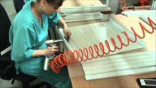 Светодиодные светильники FERUS  Изготовление(, 2012-07-29T11:43:07.000Z)