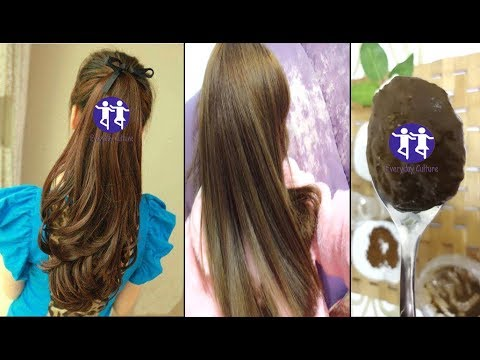 90% People Dont know This remedy IN JUST 2 Hours GET Brown Hair Color  NATURAL BROWN HAIR DYE