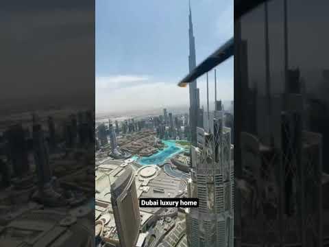 Dubai luxury life and home..