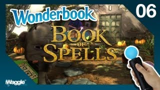 Wonderbook: Book Of Spells Walkthrough - Part 6/10 [Chapter 3] Scourgify / Protego