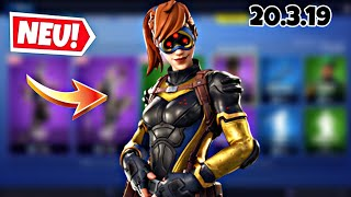 FORTNITE DAILY ITEM SHOP 20.3.19 | NEW SKINS ARE DA!!