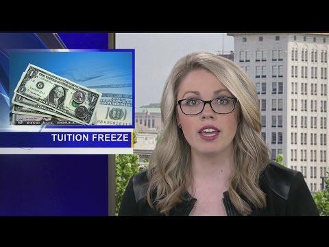 Ohio Senate budget freezes tuition, cuts small-business tax