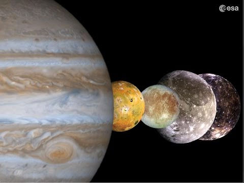 JUICE: The Jupiter Icy Moons Explorer - Dr Leigh Fletcher, University of Oxford