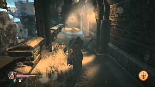 Find Kaslo - Lords Of The Fallen Walkthrough Part 2 - PS4 Gameplay Review With Commentary 1080P