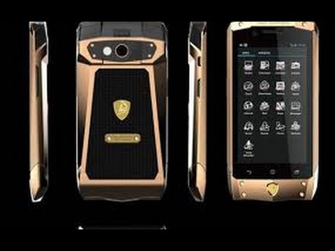 Tonino Lamborghini 88 Tauri smartphone