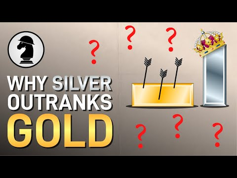 Why Silver Outranks Gold (in The U.S. Military) | Snapshot