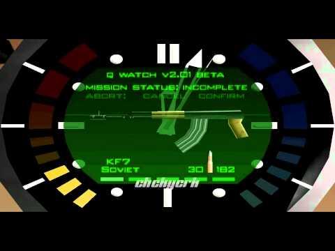 Goldeneye 007 watch music (HD)