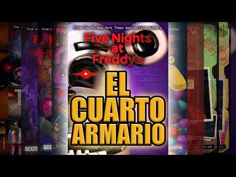 THE FOURTH CLOSET EN ESPAÑOL!! | LOS LIBROS DE Five Nights At Freddy's (Resumen - FNaF) - GG Games