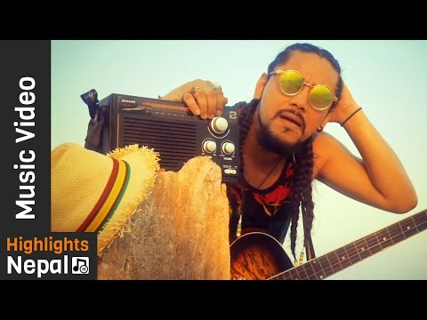 Bajele Guitar Bajako | Binod Dhakal |Official Video | New Nepali Pop Song | 2017/2073