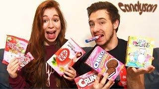 Dégustation Candysan en Couple #12 Spécial SAINT VALENTIN ! ACCIDENT ET INONDATION !