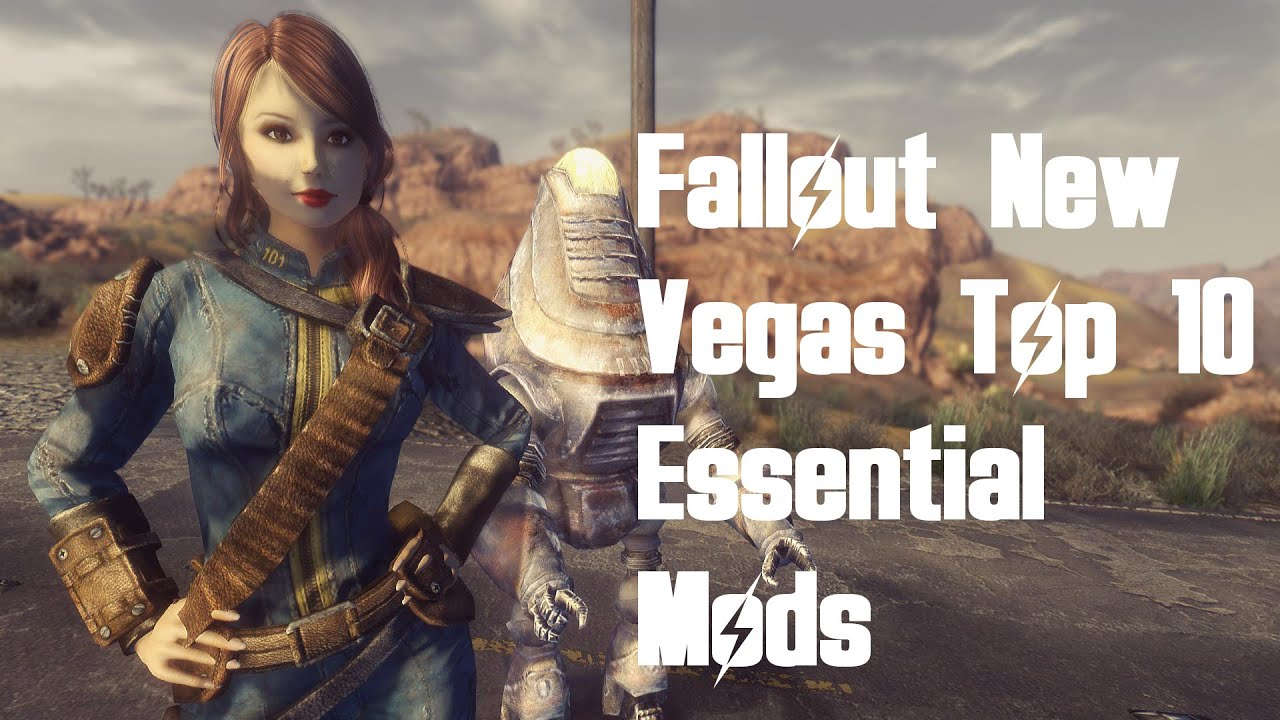 Modded fallout new vegas ultimate edition gameplay part