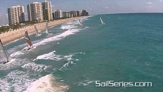 West Palm Beach Video Production of Florida 300 Catamaran Race
