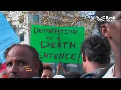 المهاجرين الأفارقة... سجال إسرائيلي