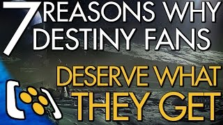 Destiny: The Taken King - 7 Reasons Why Fans Deserve What They Get
