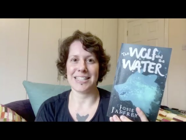 Book Reading for THE WOLF AND THE WATER!