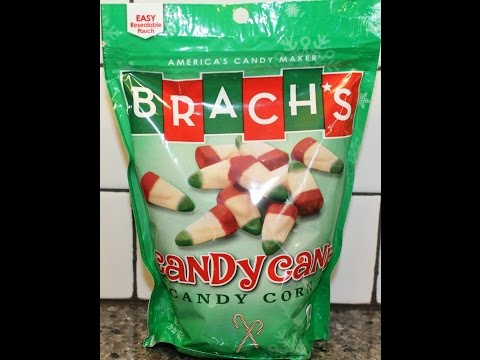 Brach's: Peanut Butter Cup Candy Corn Review from YouTube · Duration:  4 minutes 3 seconds