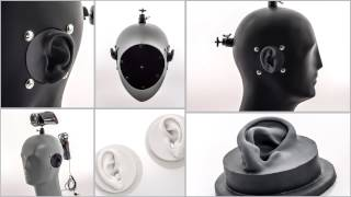 (3D binaural recording)Asmr virtual hairdresser/barber - Binaural Enthusiast
