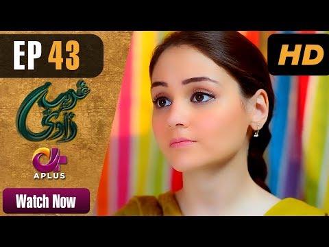 Ghareebzaadi - Episode 43 - Aplus ᴴᴰ Dramas
