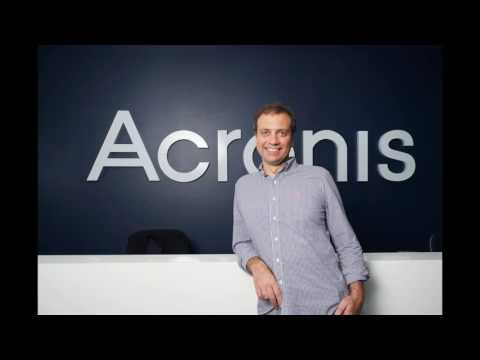 Виктор Лысенко (Acronis): блокчейн - технология будущего!