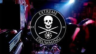 Nahum - Tom Brighterson - Equal (live Drumcam)