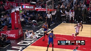 Quarter 2 One Box Video :Clippers Vs. Warriors, 2/2/2017 12:00:00 AM