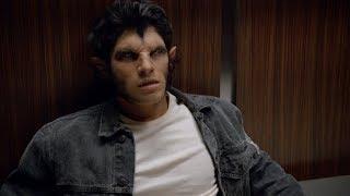 Teen Wolf 3х1 Дерек - А ты разве не должен быть в школе