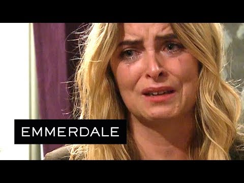Emmerdale - Charity Tells Vanessa What Detective Bails Did to Her