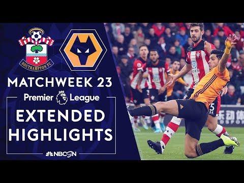 Southampton v. Wolves | PREMIE...