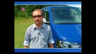 Тест драйв Volkswagen Transporter t5