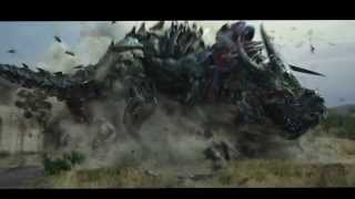 Трансформеры 4: Эпоха Истребления (Transformers 4: Age of Extinction) Official Trailer 2014