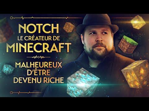 PVR #17 : NOTCH, LE CRÉATEUR DE MINECRAFT - MALHEUREUX D'ÊTRE DEVENU RICHE