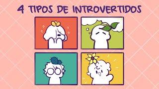 4 Tipos de Introvertidos ¿Cuál Eres Tú?   Psych2Go ESPAÑOL