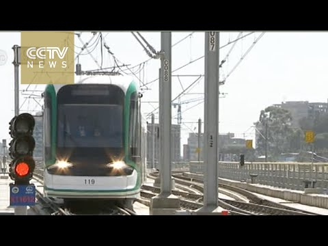 Chinese-built light rail in Ethiopia changes lives thumbnail