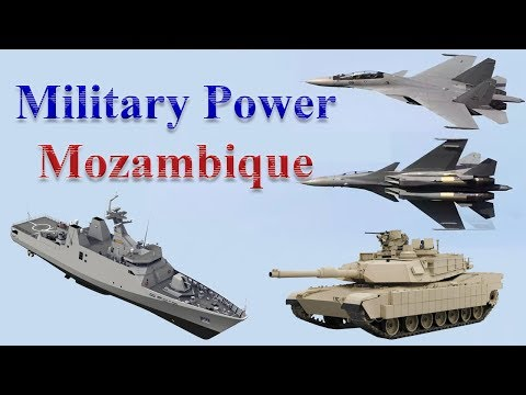 Mozambique Military Power 2017