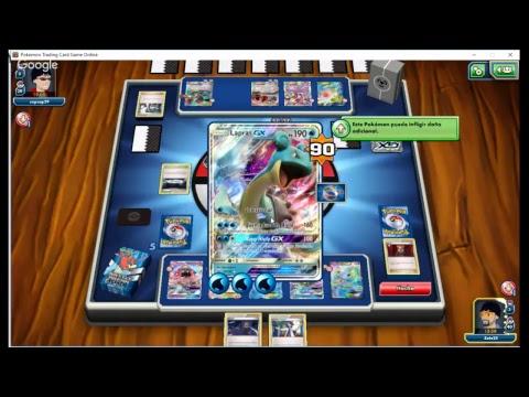 POKEMON TCG Online Stream (BATTLE VIEWERS)