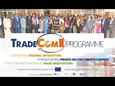 Information session on TradeComII – ACP trade Capacity Building Program
