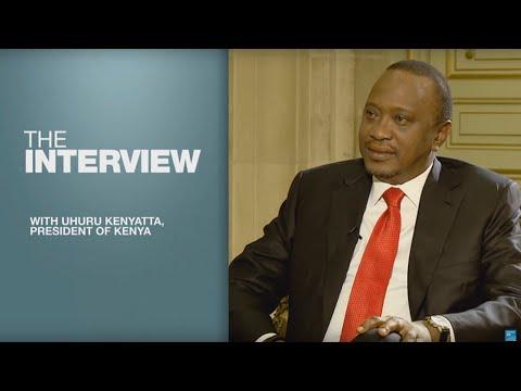 Kenyan president urges ICC 'reform' after Ruto mistrial
