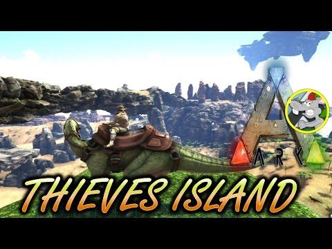 ARK THIEVES ISLAND - Sponsored Mods Ark Survival Evolved
