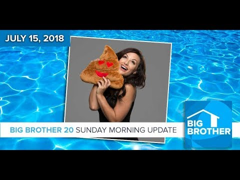 Big Brother 20 | Sunday Morning Update, July 15