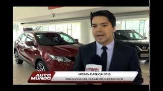 Nissan Qashqai: Entrevista Alfredo Lindo de Maquinarias