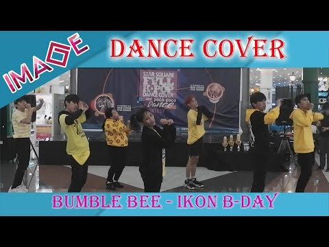 [IMAGE™] 02122018 IKON - B-DAY by BUMBLE BEE @FALL KPOP DANCE COVER CONTEST [MANADO