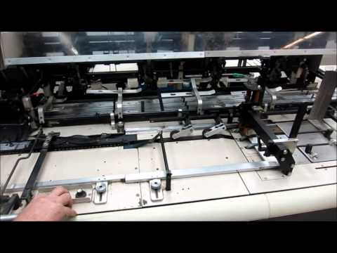 Bell & Howell Mailstar 776 C6 Envelope Inserter 6 Bins