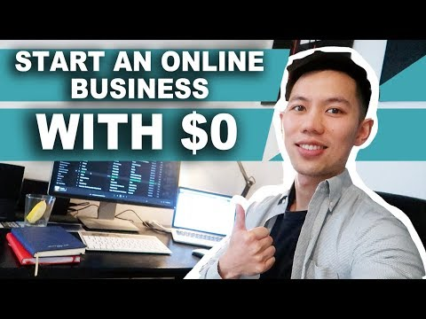 How To Start & Grow An Online Business With No Capital