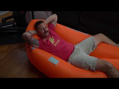 More Ghost Post Fun From Disneyland With FreshBakedDisney & Cool New Inflatable Chair!