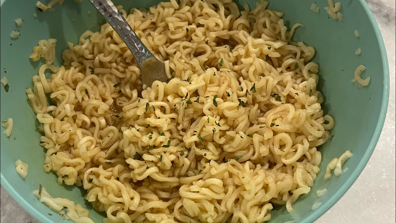 How to make perfect Ramen noodles (microwave) - YouTube