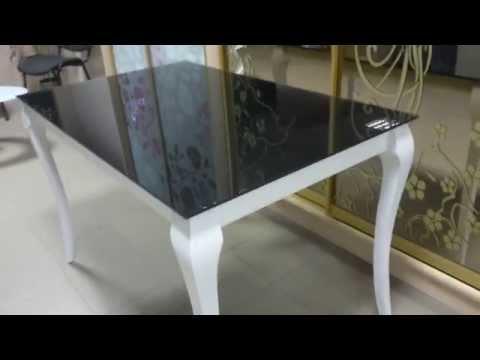 Стол стеклянный Jako